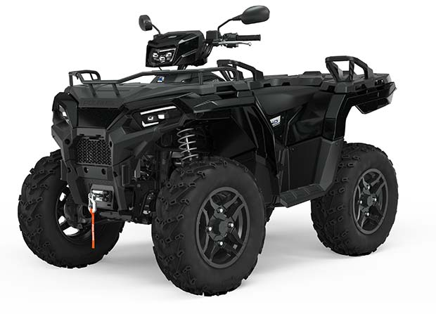 Sportsman 570 Black